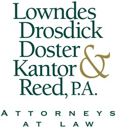 Lowndes Drosdick Doster Kantor & Reed